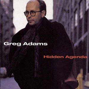 ADAMS GREG_Hidden Agenda_CD