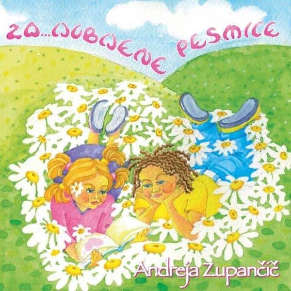 ZUPANČIČ_ANDREJA_Zaljubljene_pesmi_CD
